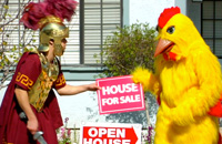 "USC Credit Union ""Tommy vs. The Chicken"""